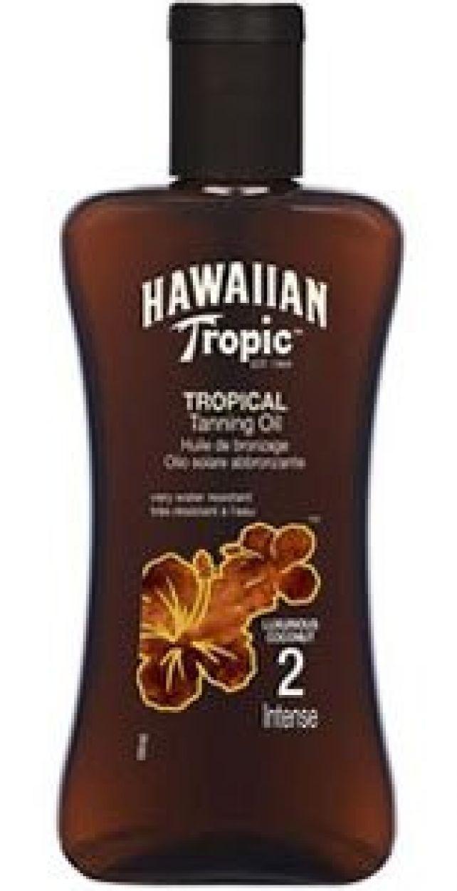 HAWAIIAN TROPIC BRONZING LOTION - 200ml Intense